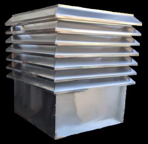 FREECOOL passive building ventilation