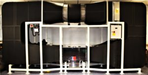 Subsonic wind tunnel located at Free Running Buildings