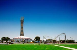Aspire Academy, Hamad Aquatic Centre, and the Aspire Tower